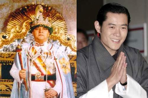 bhutan-king